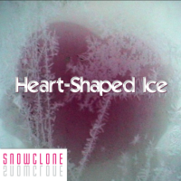 Heart-Shaped Ice